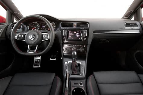 volkswagen gti interior 2015 volkswagen golf gti review term update 1