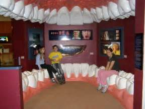 inside of the human in houston s health museum