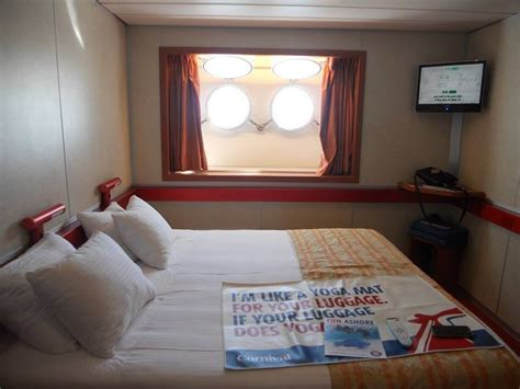 Carnival Sensation Cabins by Inside Cabin E9 On Carnival Sensation Category Pc