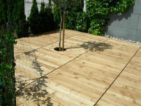 terrazze in legno falegnameria lugano vezia mobili su misura pavimenti