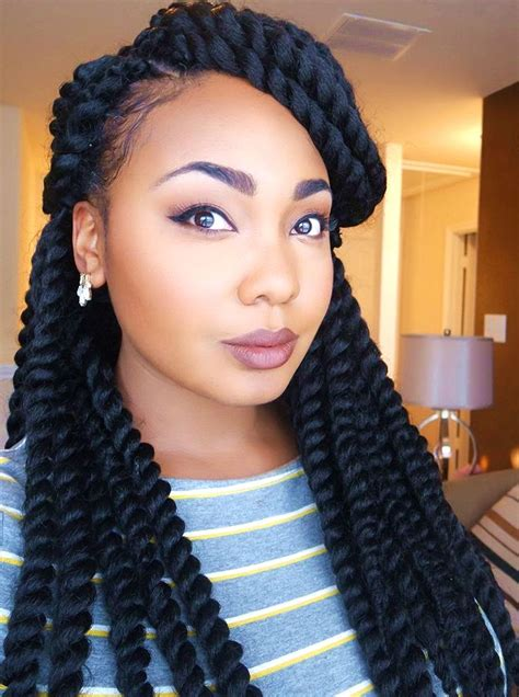 hairstyles using crochet braids 18 fabulous crochet braids hairstyles preppy chic