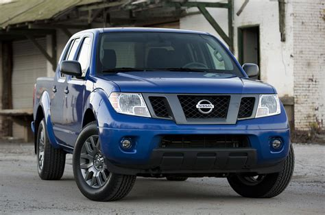 2012 nissan frontier crew cab 4x4 review photo gallery