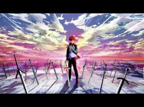 fate extra 1st battle theme bgm youtube archer s chant unlimited blade works doovi