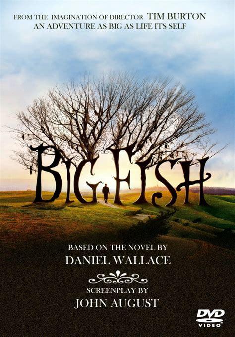 film big fish adalah big fish le storie di una vita incredibile locandina e