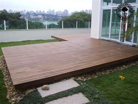 backyard platform deck modern platform deck google search deck pinterest
