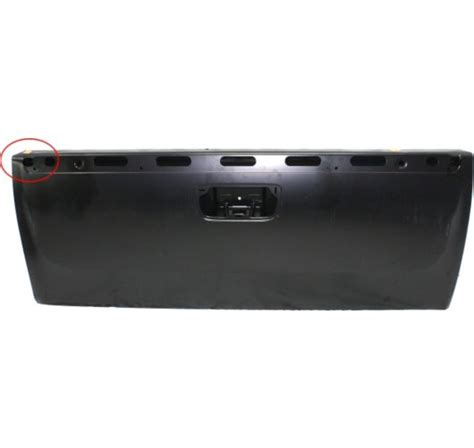 tailgate open box primered chevy gm1900125 20885079