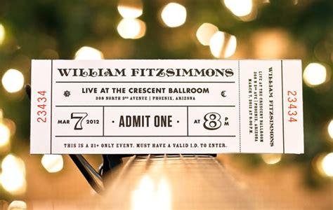 20 creative ticket designs that make great mementos hongkiat