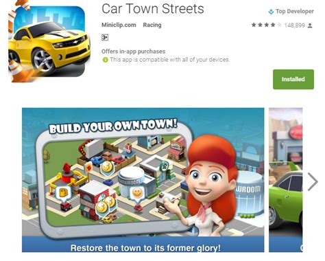 car town streets apk version 1 0 17 review