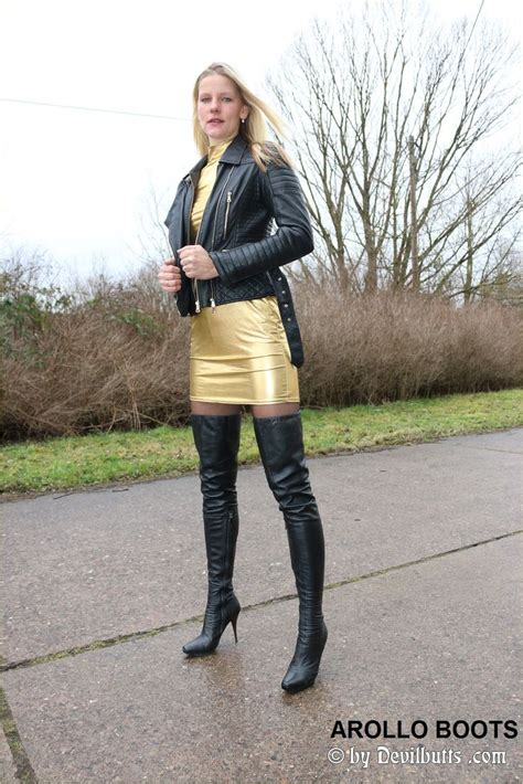 549 best images about arollo crotch overknee stiefel on