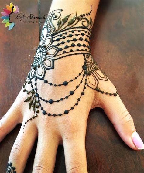 where can you get a henna tattoo unique henna easy for beginners henna