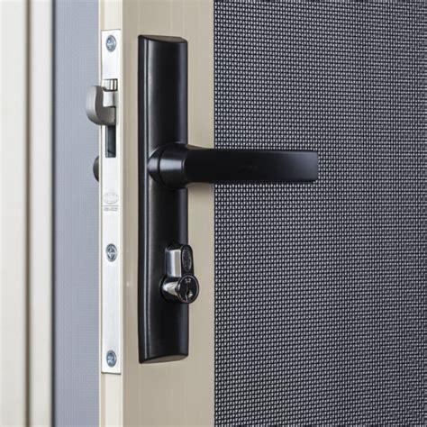 Door Handle For Screen Door by S Security Screens One Page Website Demo