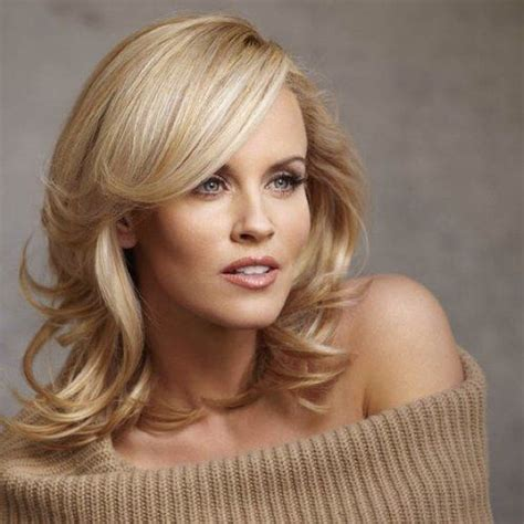 is jenny mccarthys hair real jenny mccarthy she has come a long way and shows us that