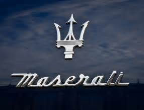 What Is The Maserati Symbol Maserati Logo 2013 Geneva Motor Show
