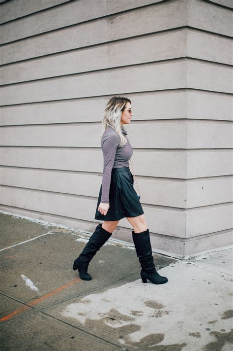 Leather Wearing Out by 6 Tips For Wearing Faux Leather In The