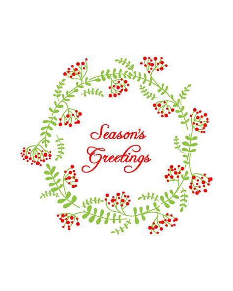 free christmas printable wall art seasons greetings wall art free printable the