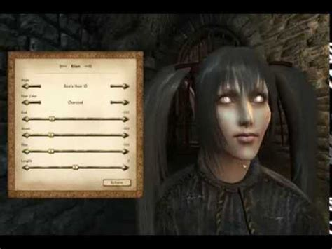 oblivion better faces oblivion character creation mods