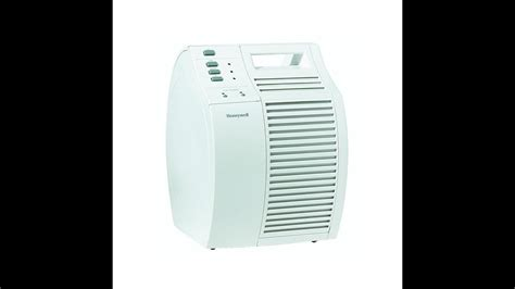 honeywell   quietcare true hepa air purifier review youtube
