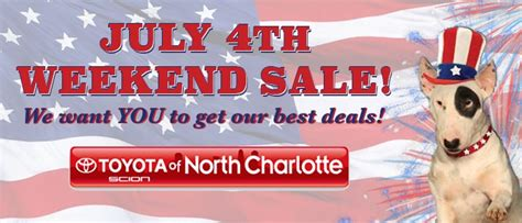 4th Of July Toyota Deals Celebrate 4th Of July With New Toyota Deals