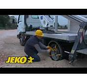 Jeko Snow Chain  Belts DragTimescom