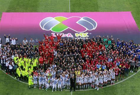 Calendario Liga Mx Femenil Revelan Calendario De La Liga Mx Femenil Grupo Milenio