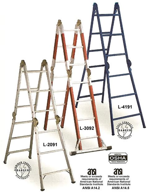 the ultimate articulated ladders