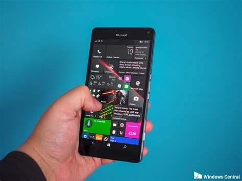 the unlocked lumia 950 returns to the us and canada some lumia 950 and 950 xl phones in u s and canada