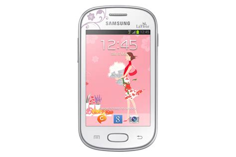 wallpaper galaxy fame samsung launches lefleur editions of the galaxy fame lite