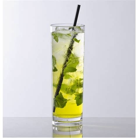 tom collins get h 14 cl h14 14 oz san plastic tom collins glass