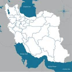 Iran Map Outline by Iran Map Provinces Images
