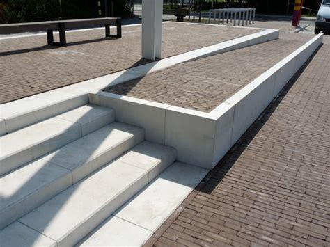 concrete benches uk bespoke concrete benches steps de klinge b