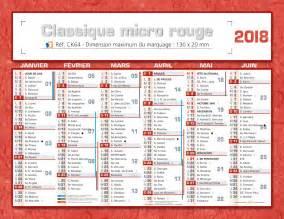 Calendrier 2018 Avec Numero Semaine Calendrier Publicitaire Bancaire