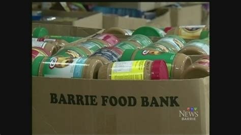 Ottawa County Food Pantry by Food Bank Looking For Help Ctv Barrie News