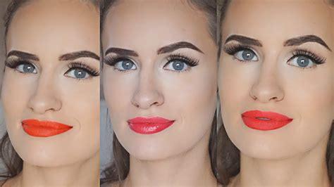Avon Lipstick Latte avon liquid lip lacquer all 20 shades swatches