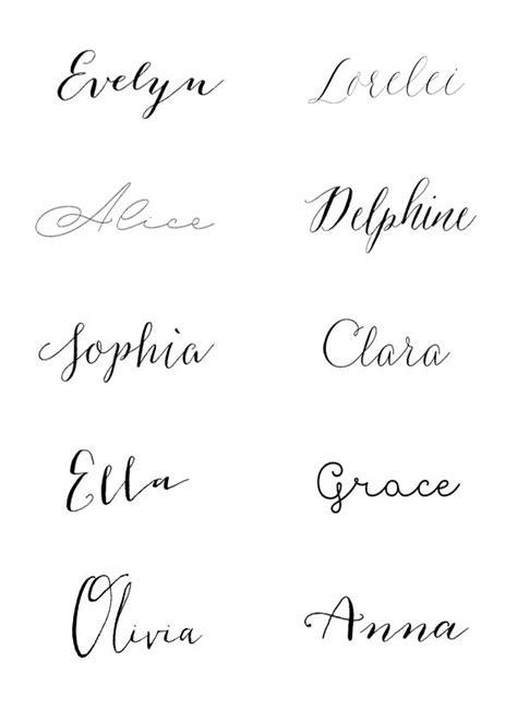 tattoo font signature 25 best ideas about tattoo fonts cursive on pinterest