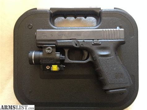 glock 19 light and laser armslist for sale glock 19 3 with light laser combo
