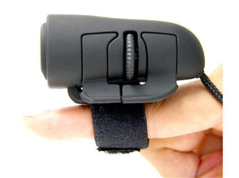 Mouse Finger Laser Pointer Mouse Ohgizmo