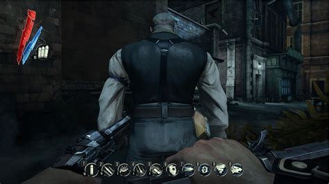 Dishonored Of Outsider Pc Version dishonored pc version shows exclusive features