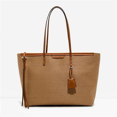 textured tote bag shopperboard