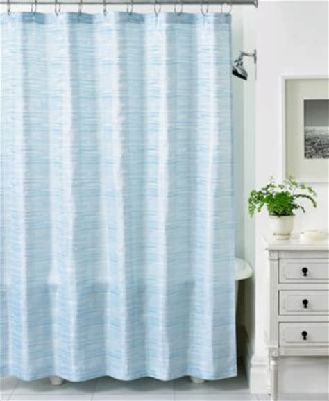 macys shower curtains martha stewart collection encore stripe shower curtain