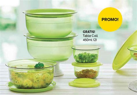 Table Colection Set Tupperware table collection set tupperware indonesia promo