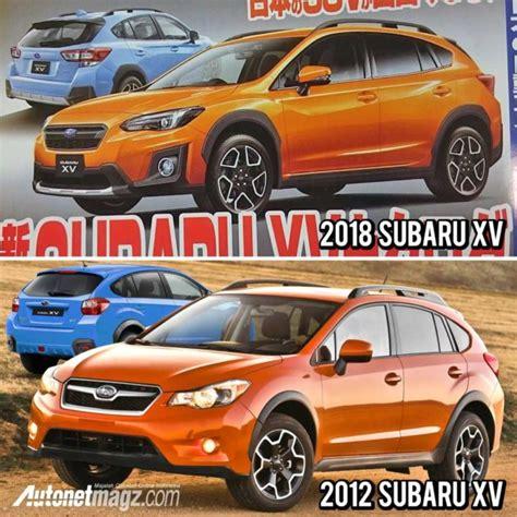 subaru outback 2018 vs 2017 subaru 2017 vs 2018 motavera com