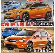 Subaru XV Old Vs New 2018 Model  AutonetMagz