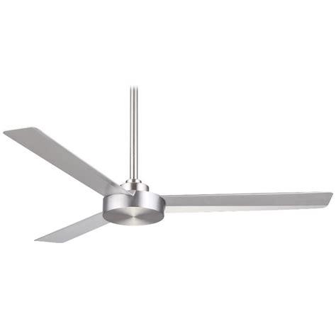 minka aire f524 abd roto brushed aluminum 52 quot ceiling fan