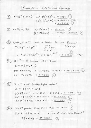 binomial distribution worksheet worksheets binomial distribution worksheet opossumsoft worksheets and printables