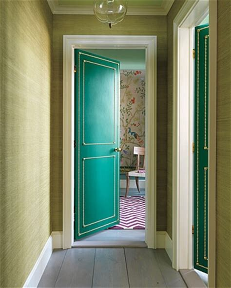 painted doors padstyle interior design modern
