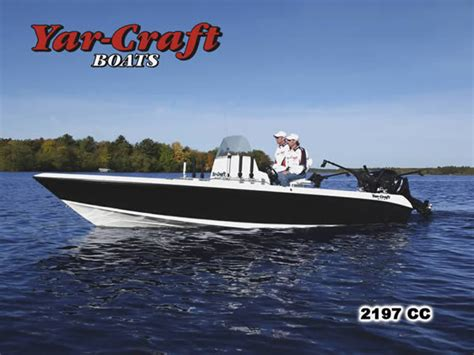 yar craft boats research yar craft boats 2197 cc multi species fishing