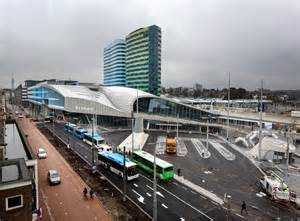 Online Architect unstudio centraal station arnhem fotografie frank hanswijk