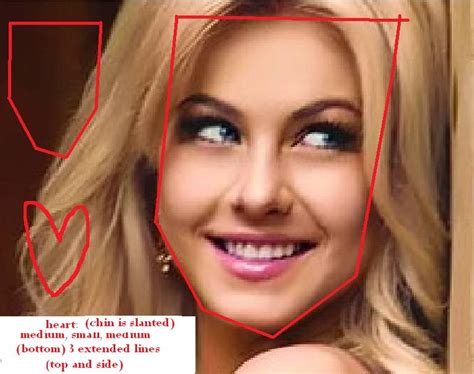 julianne hough shape what is julianne houghs face shape hairstyle gallery