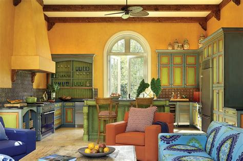 French Country Dining Room Decor by Mediterranean Style Defined Mediterranean Design Ideas