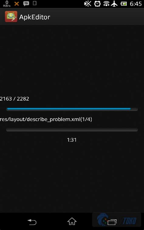 apk editor patch tutorial menggandakan aplikasi android dengan apk editor playtoko
